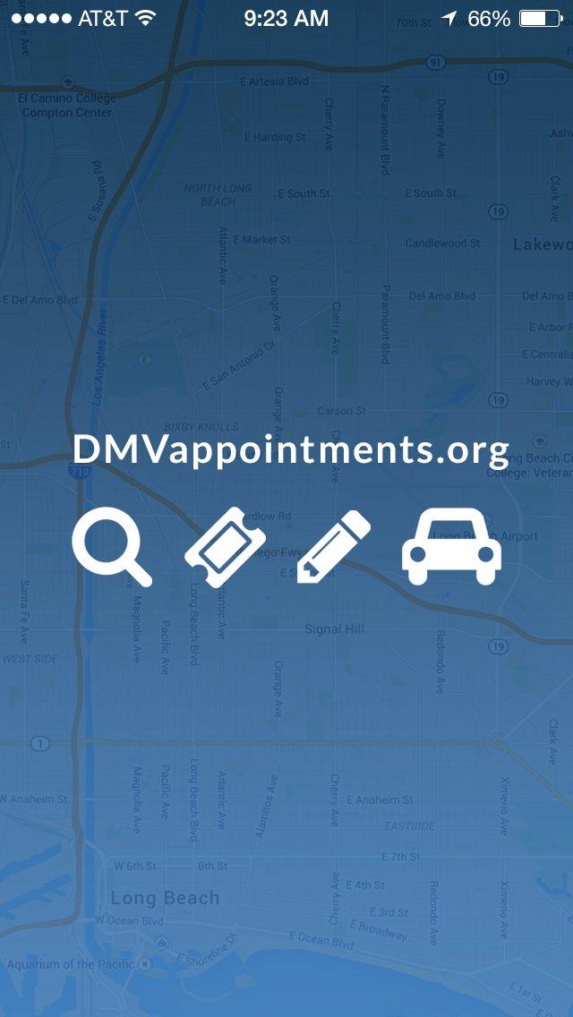 DMV App