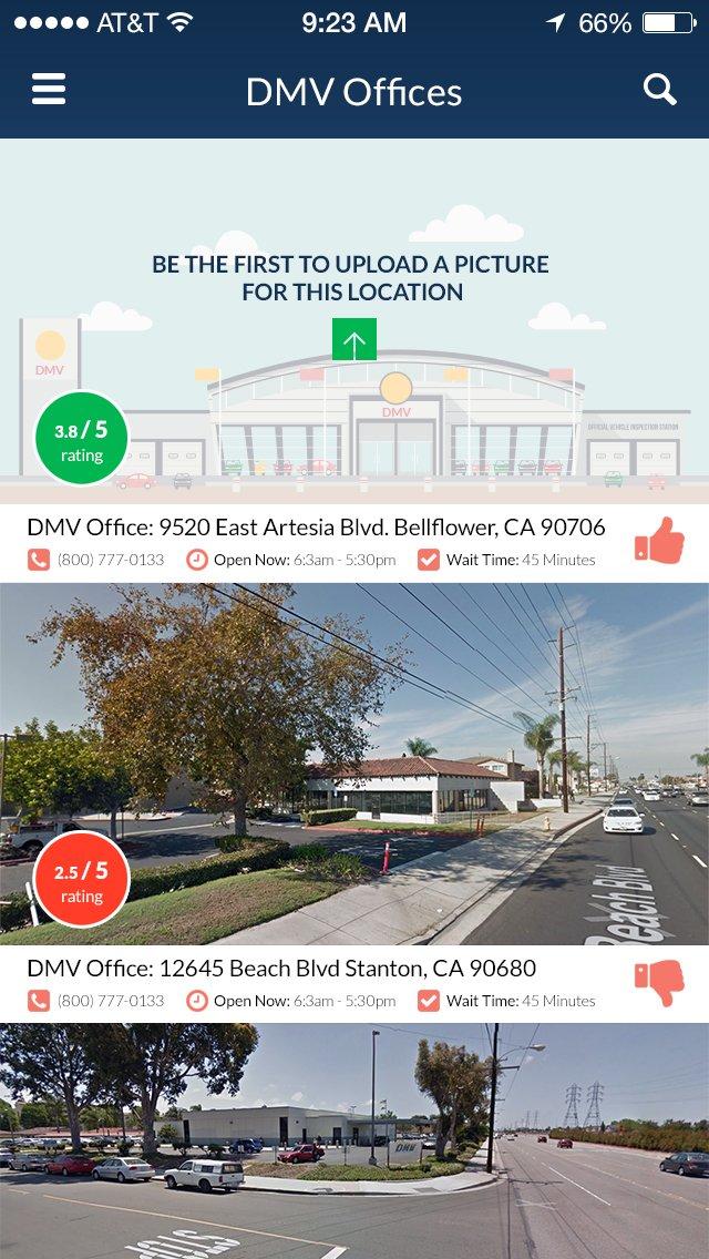 DMV Offices