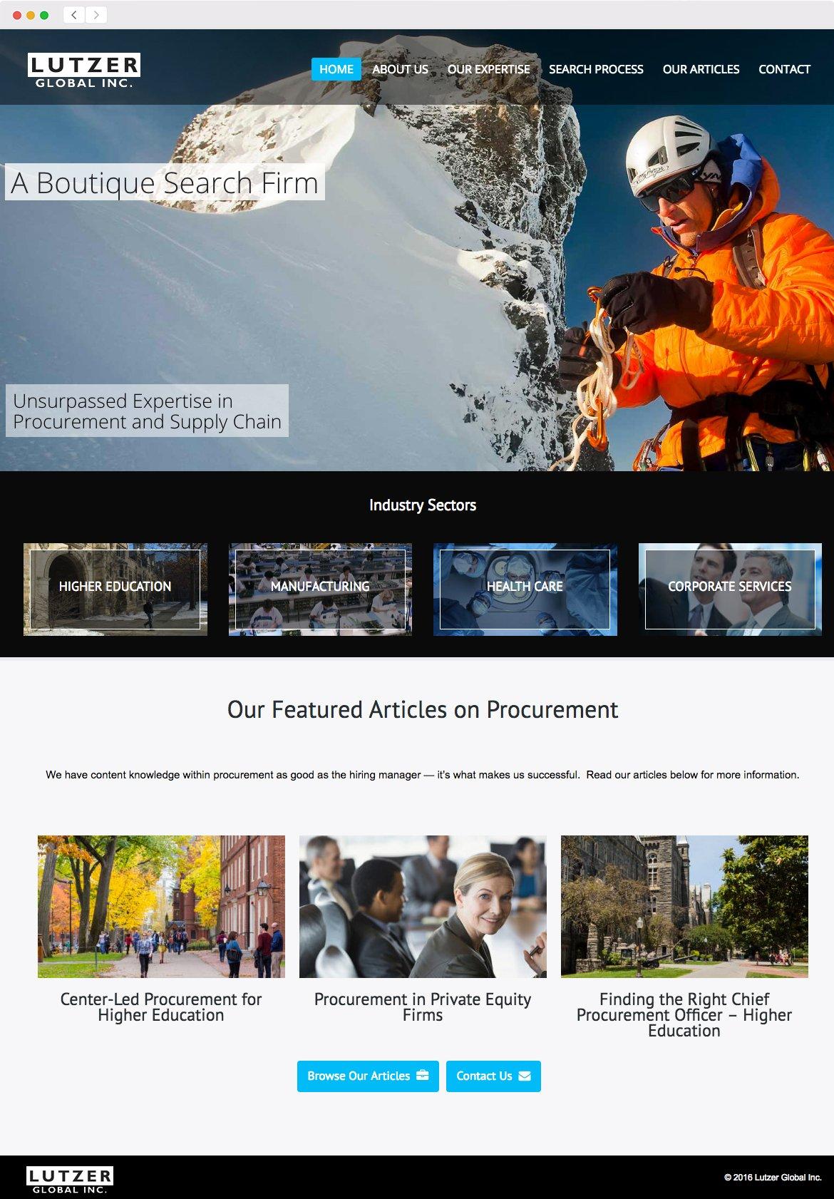 Lutzer Global Web